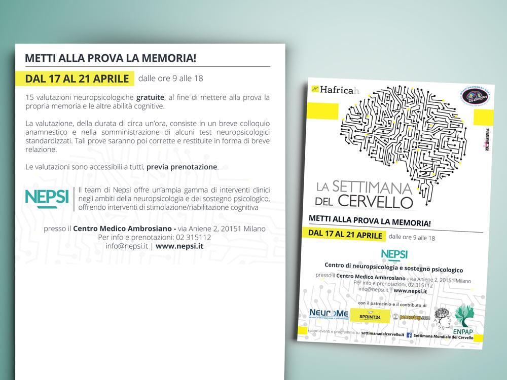 La settimana del cervello a Milano – Metti alla prova la memoria