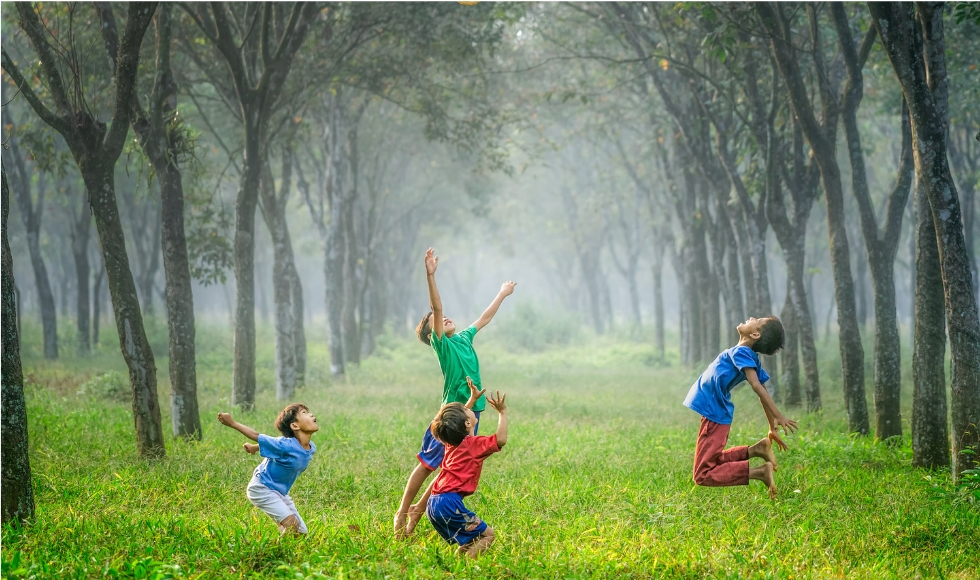 Bambini e attività fisica: l'importanza dello sport