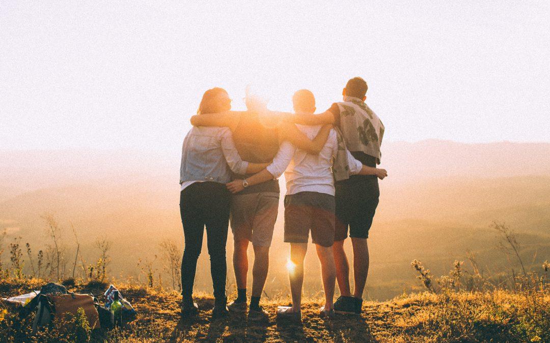 L'amicizia. Come cambia nel corso della vita?