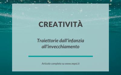 Creatività: svilupparla e mantenerla durante l'arco di vita