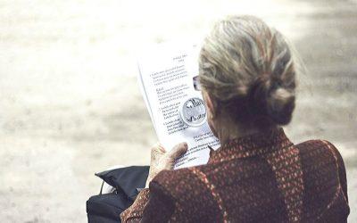 La lettura negli anziani. Può contrastare l'insorgere della demenza?